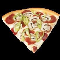 Süper Parça Pizza