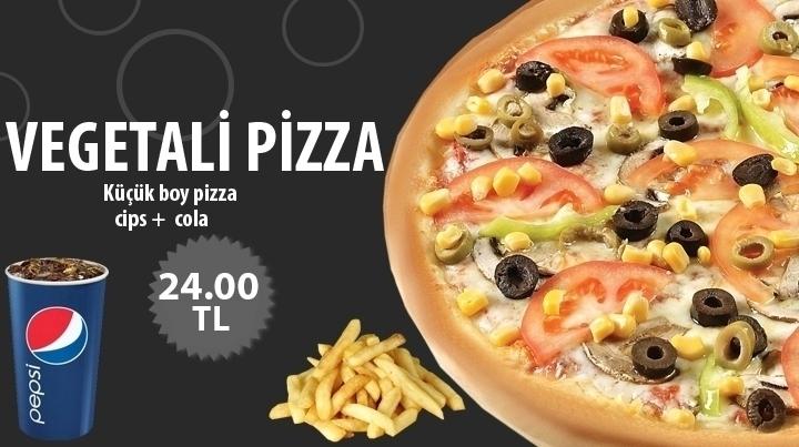 Vegetali Pizza
